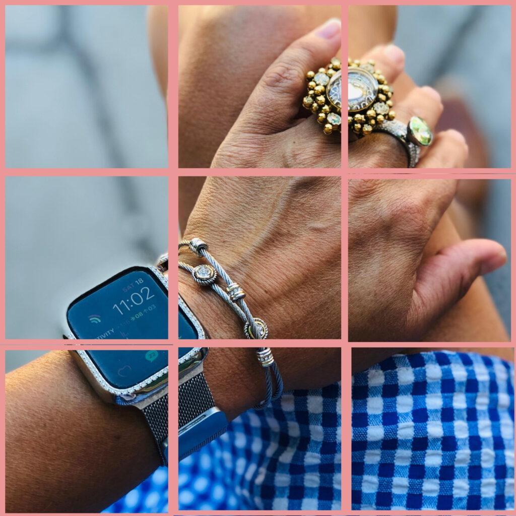 Rule of Thirds wrist and hand