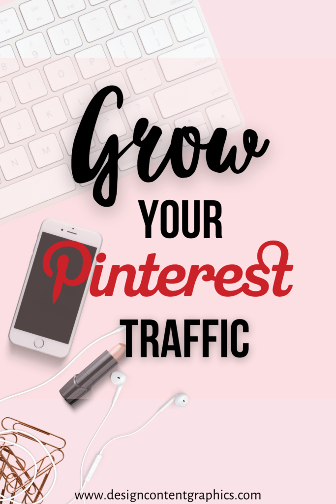 Grow your Pinterest Traffic with Pinterest Keyword Placement. Pinterest Keywords need to be a part of a Pinterest Marketing strategy in order to get found on Pinterest.